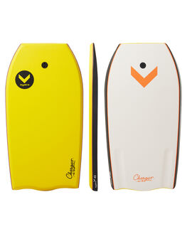 YELLOW MULTI SURF BODYBOARDS HYDRO BOARDS - CB18-HYD-040YELM