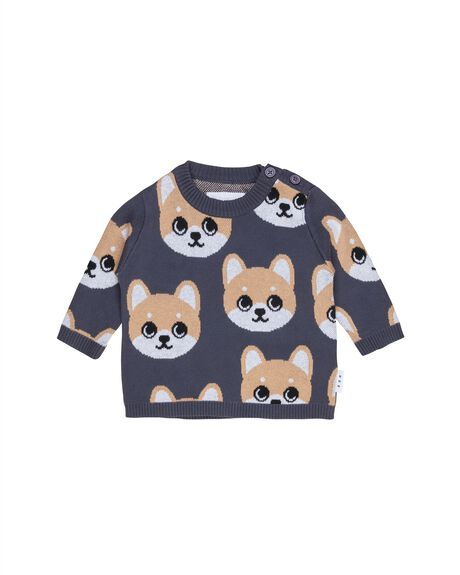 INK KIDS BOYS HUXBABY JUMPERS + JACKETS - HB2172_4