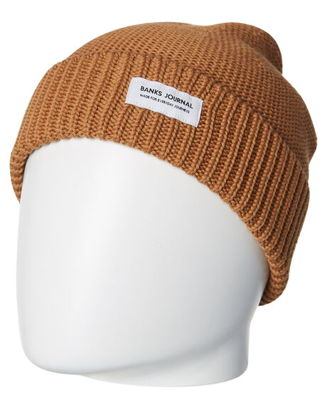 CLAY MENS ACCESSORIES BANKS HEADWEAR - BE0026CLY