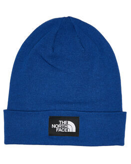 TNF BLUE TNF BLACK MENS ACCESSORIES THE NORTH FACE HEADWEAR - NF0A3FNTEF1