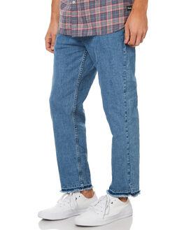 STONEWASH MENS CLOTHING BARNEY COOLS JEANS - 707-MC2STNWS