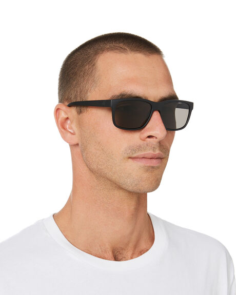 MATTE BLACK MENS ACCESSORIES VOLCOM SUNGLASSES - VE00800101MBLK