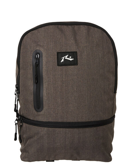 OLIVE MARLE OUTLET MENS RUSTY BAGS + BACKPACKS - BPM0316OLM
