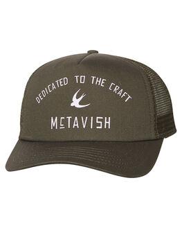 HINTERLAND OUTLET MENS MCTAVISH HEADWEAR - MW-17HW-02HIN