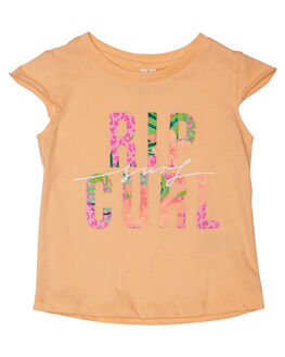 PEACH KIDS GIRLS RIP CURL TOPS - FTEBR10165