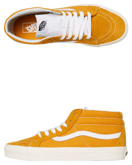 SUNFLOWER MENS FOOTWEAR VANS SNEAKERS - VNA3MV8UCPSUNF