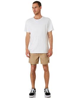 STONE MENS CLOTHING GLOBE SHORTS - GB01316007STO