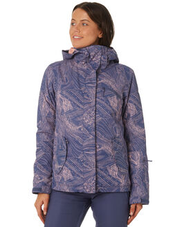 CROWN BLUE QUEEN BOARDSPORTS SNOW ROXY WOMENS - ERJTJ03175BQY9