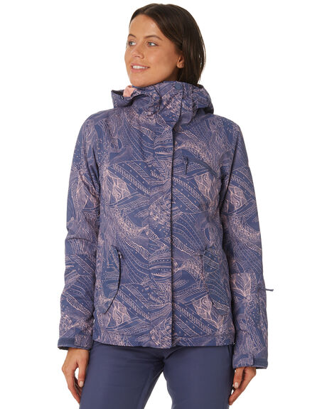 CROWN BLUE QUEEN BOARDSPORTS SNOW ROXY WOMENS - ERJTJ03175BQY9