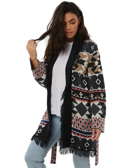 MULTI WOMENS CLOTHING TIGERLILY KNITS + CARDIGANS - T383133MULTI