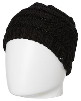 BLACK KIDS BOYS RUSTY HEADWEAR - HBB0144BLK