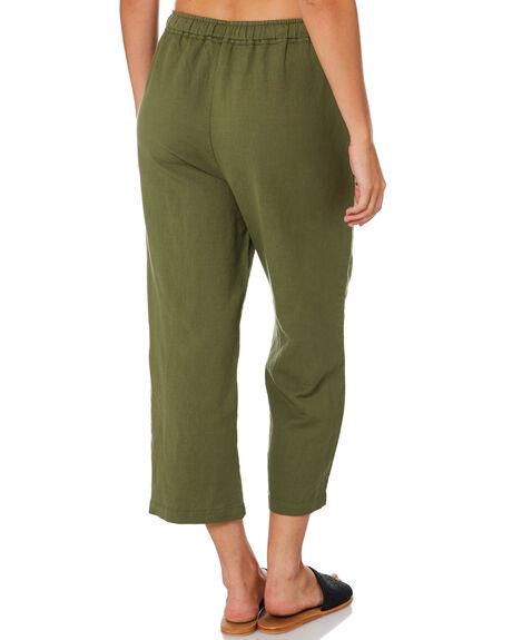 KHAKI WOMENS CLOTHING SWELL PANTS - S8201199KHAKI