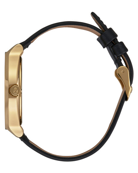 ALL GOLD BLACK WOMENS ACCESSORIES NIXON WATCHES - A1250510