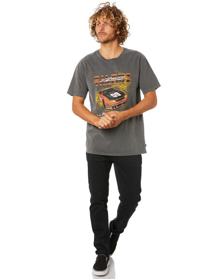 CHARCOAL MENS CLOTHING SILENT THEORY TEES - 4063015COAL