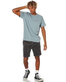 LIGHT BLUE MENS CLOTHING KATIN TEES - TSSTI06LTBLU