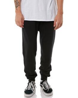 DIRTY BLACK MENS CLOTHING BANKS PANTS - PT0034DBL