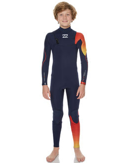 INK BLUE SURF WETSUITS BILLABONG STEAMERS - 8773890INKBL