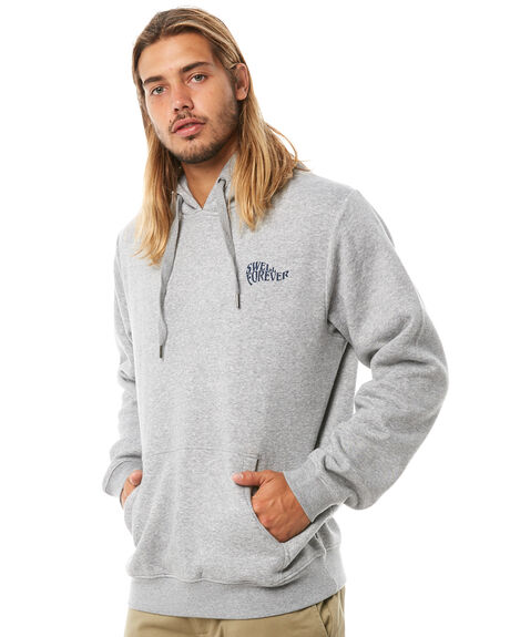 GREY MARLE MENS CLOTHING SWELL JUMPERS - S5184442GRYMA
