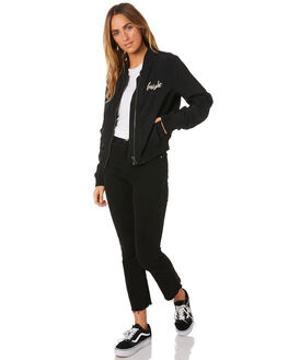 BLACK WOMENS CLOTHING INSIGHT JACKETS - 1000061261BLK