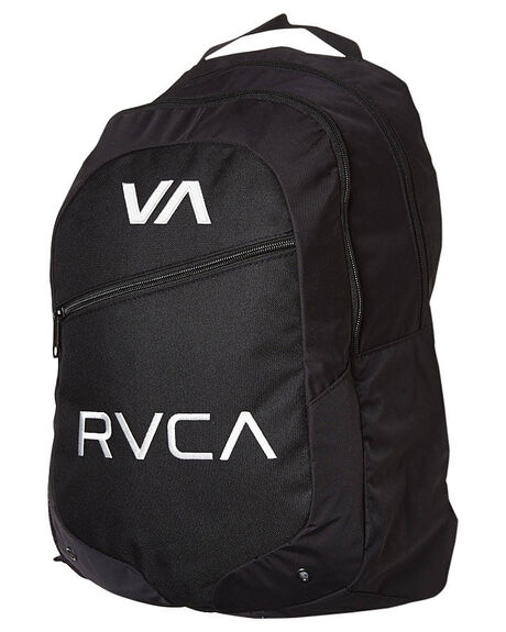 BLACK MENS ACCESSORIES RVCA BAGS - R332452ABLK