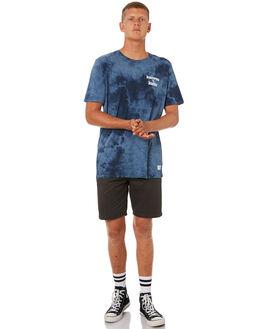 NAVY MENS CLOTHING KATIN TEES - TSKMC00NVY