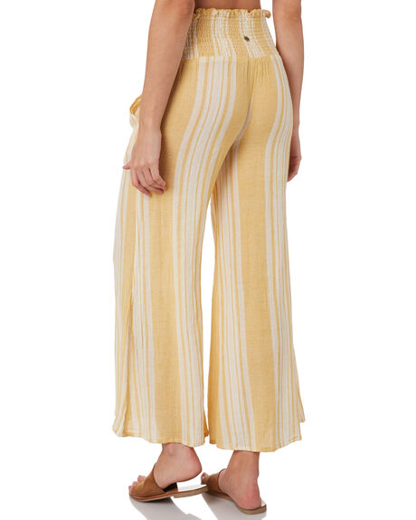 GOLD OUTLET WOMENS RIP CURL PANTS - GPANB90146