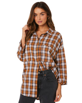 MULTI OUTLET WOMENS TWIIN FASHION TOPS - IE19S2401MUL
