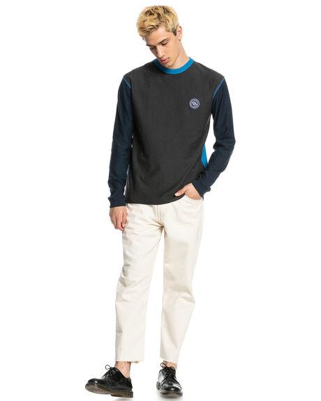 TARMAC MENS CLOTHING QUIKSILVER TEES - EQYKT04152-KTA0