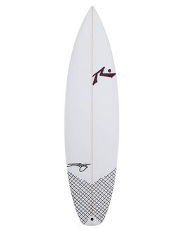 CLEAR BOARDSPORTS SURF RUSTY SURFBOARDS - RUBUCKSHOTCLR
