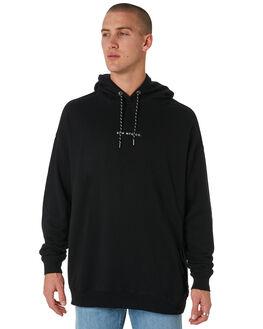 BLACK MENS CLOTHING RPM JUMPERS - 8PMT15ABLK