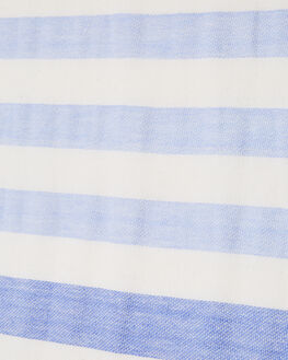BLUE STRIPE WOMENS ACCESSORIES SWELL TOWELS - S81941801BLUST
