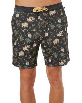 PEAT MENS CLOTHING THE CRITICAL SLIDE SOCIETY BOARDSHORTS - SWB1714PEA