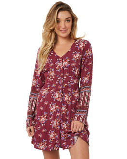 BERRY OUTLET WOMENS SWELL DRESSES - S8183448BERRY