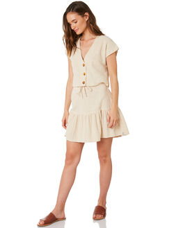SHELL WOMENS CLOTHING RHYTHM FASHION TOPS - JAN20W-WT07SHELL