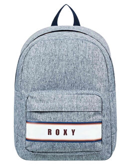 DRESS BLUES WOMENS ACCESSORIES ROXY BAGS + BACKPACKS - ERJBP03787BTK0