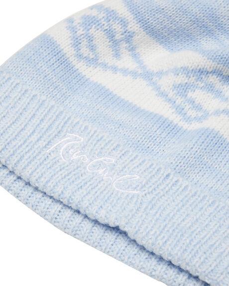 COOL BLUE WOMENS ACCESSORIES RIP CURL HEADWEAR - GBNDN17098