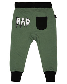 MOSS KIDS BOYS RADICOOL DUDE PANTS - RD1102MOSS