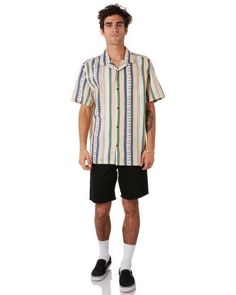 NATURAL MENS CLOTHING NO NEWS SHIRTS - N5201167NATRL