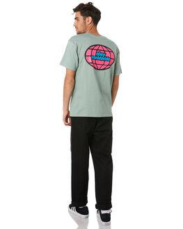 SAGE MENS CLOTHING OBEY TEES - 163082082SAG