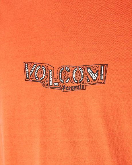 TIGERLILY MENS CLOTHING VOLCOM TEES - A4331904TGL