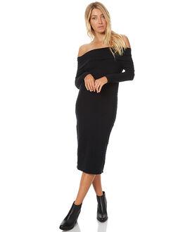 BLACK WOMENS CLOTHING BETTY BASICS DRESSES - BB242W17BLK