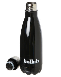 BLACK WOMENS ACCESSORIES KOLLAB DRINKWARE - SS18PDFLSKBLK