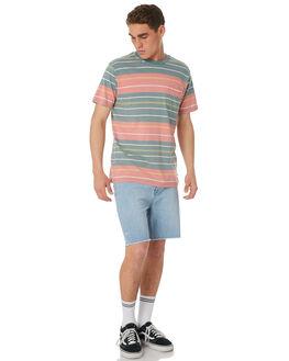 PINE TREE MENS CLOTHING RVCA TEES - R181076PINE