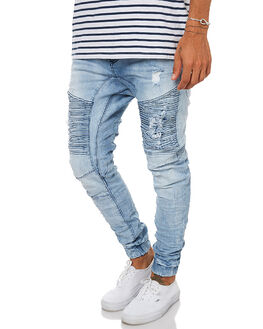 DAKOTA TRASH MENS CLOTHING NENA AND PASADENA JEANS - NPMDP002DAKT
