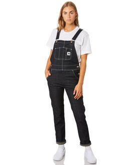BLUE RINSED WOMENS CLOTHING CARHARTT PLAYSUITS + OVERALLS - I0193270102