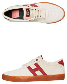 BONE MENS FOOTWEAR HUF SNEAKERS - VC00085-BONE
