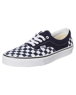 BLUE WOMENS FOOTWEAR VANS SNEAKERS - SSVNA4BV4VXJW