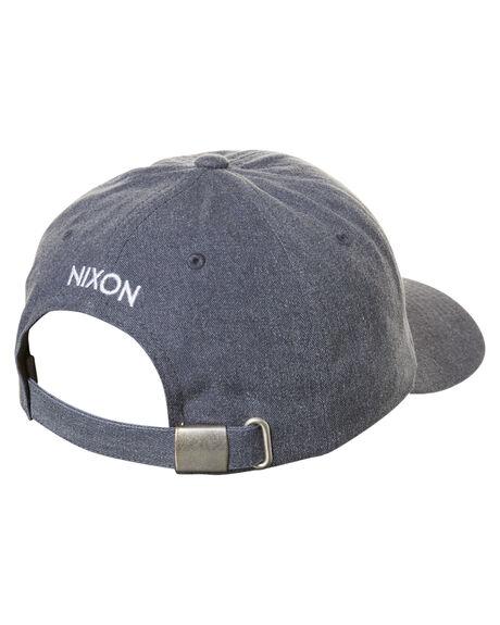 NAVY MENS ACCESSORIES NIXON HEADWEAR - C2784307