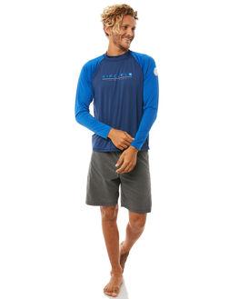 BLUE SURF RASHVESTS RIP CURL MENS - WLY7MM0070