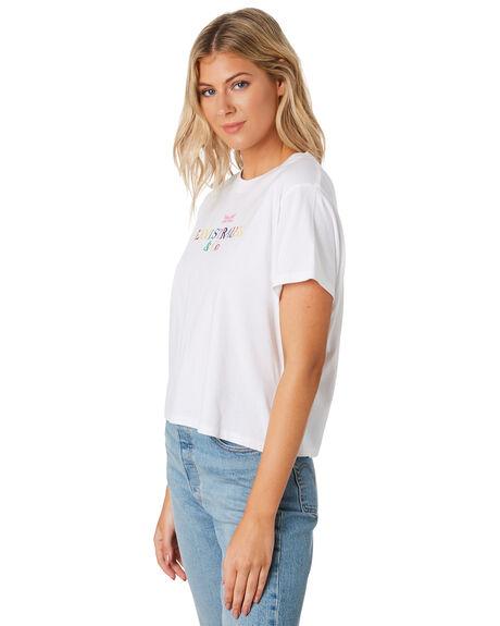 WHITE WOMENS CLOTHING LEVI'S TEES - 69973-00550055